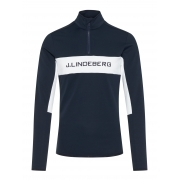 Kimball 1/4 Zip Top Midlayer in JL Navy