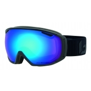 Tsar Ski Goggle in Matte Black Corp with Phantom + Lens