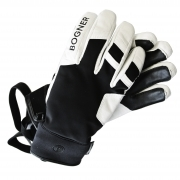 Pero R-tex Mens Glove in Black and White