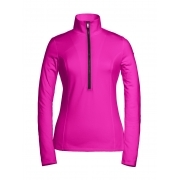 Goldbergh Serena Womens Baselayer Top in Wow Pink
