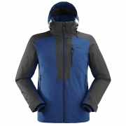 Ridge Mens Jacket in Dusk Blue
