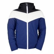 Sands Mens Jacket in Blue Depth