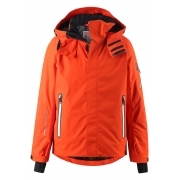 Reima Wheeler Junior Jacket in Orange