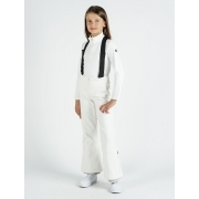 Fusalp Tipi Girls Ski Pant in White