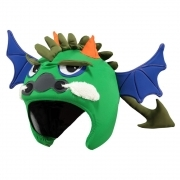 Barts 3D Dragon Helmet Cover