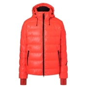 Lasse 4 Mens Jacket in Bright Orange
