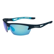 Bolle Bolt Matte Navy with TNS Ice Lens