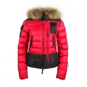 Parajumpers Skimaster Womens Ski Jacket in Dark Red