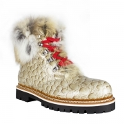 La Thuile Freddo P Womens Winter Boot in Beige