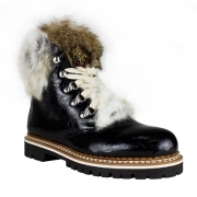 La Thuile Freddo P Womens Winter Boot in Blue