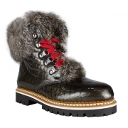 La Thuile Freddo P Womens Winter Boot in Anthracite