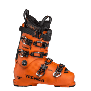 Tecnica Mach1 130MV Ski Boot in Ultra Orange