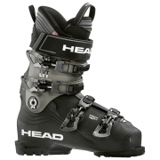 Nexo LYT 100 Mens Ski Boot in Black