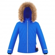 Bethany Girls Jacket in True Blue