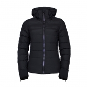 Almeta Womens Jacket in Black