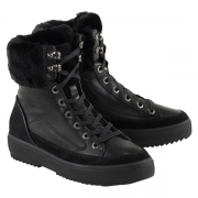 Anchorage Womens Winter Shoe in Black