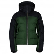 Davitta Down Womens Jacket in Green Pine