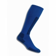 Thorlos SL Lightweight Ski Sock In Laser Blue