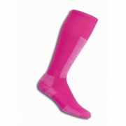 Thorlos SL Lightweight Ski Sock In Twlight Rose