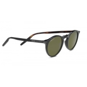 Serengeti Raffaelle Matte Black with Polarized Drivers Lens