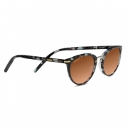 Serengeti Elyna Shiny Blue with Polarized Drivers Gradient Lens