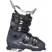 Fischer RC PRO 90 PBV Womens Ski Boot in Dark Grey