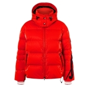 Bogner Lora-D Ski Jacket in Red