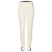 Bogner Elaine Stirrup Ski Pants in Cream