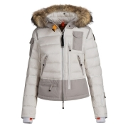 Parajumpers Womens Skimaster Ski Jacket Off White