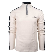 Amundsen 5Mila Half Zip Midlayer in White
