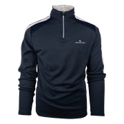 Amundsen 5Mila Half Zip Midlayer in Navy