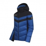 Descente Mens Barret Ski Jacket in Blue