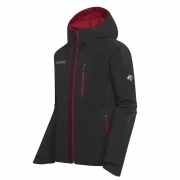 Descente Mens G-Land Ski Jacket in Black