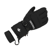 Descente Shane Ski Glove in Black