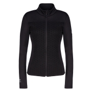 Armani EA7 Full Zip Midlayer in Black
