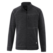 Reima Mahti Junior Merino Midlayer in Black Melange