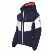 Descente Jr Harley Ski Jacket in Navy