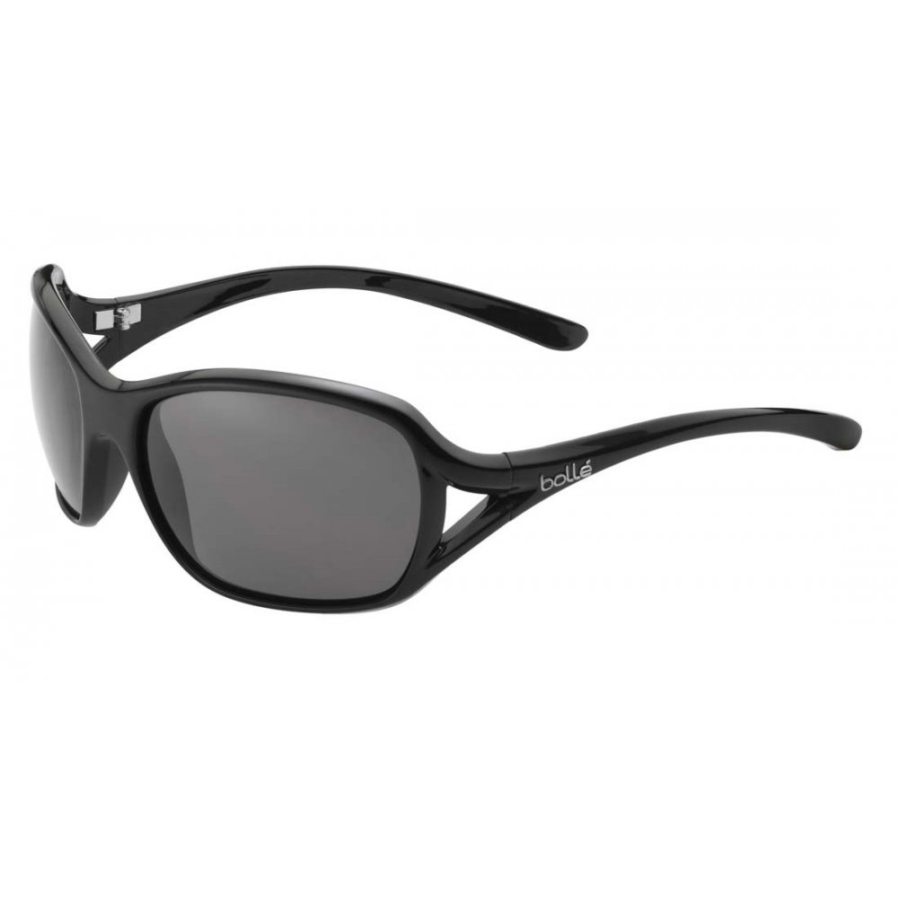 24ec8acfcb Bolle Solden Shiny Black with Polarised TNS Lens