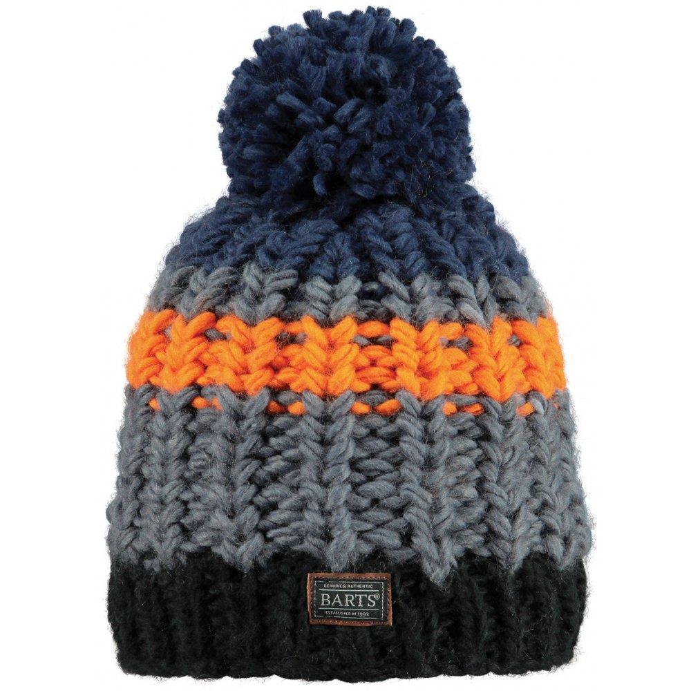 Barts Colton Beanie Mens Ski Hat in Midnight 60b18bb56c4