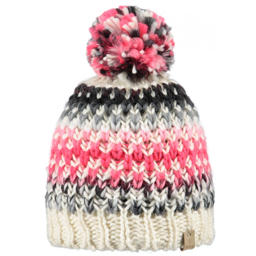 Barts Nicole Beanie Womens Ski Hat in Biege. bd421625b