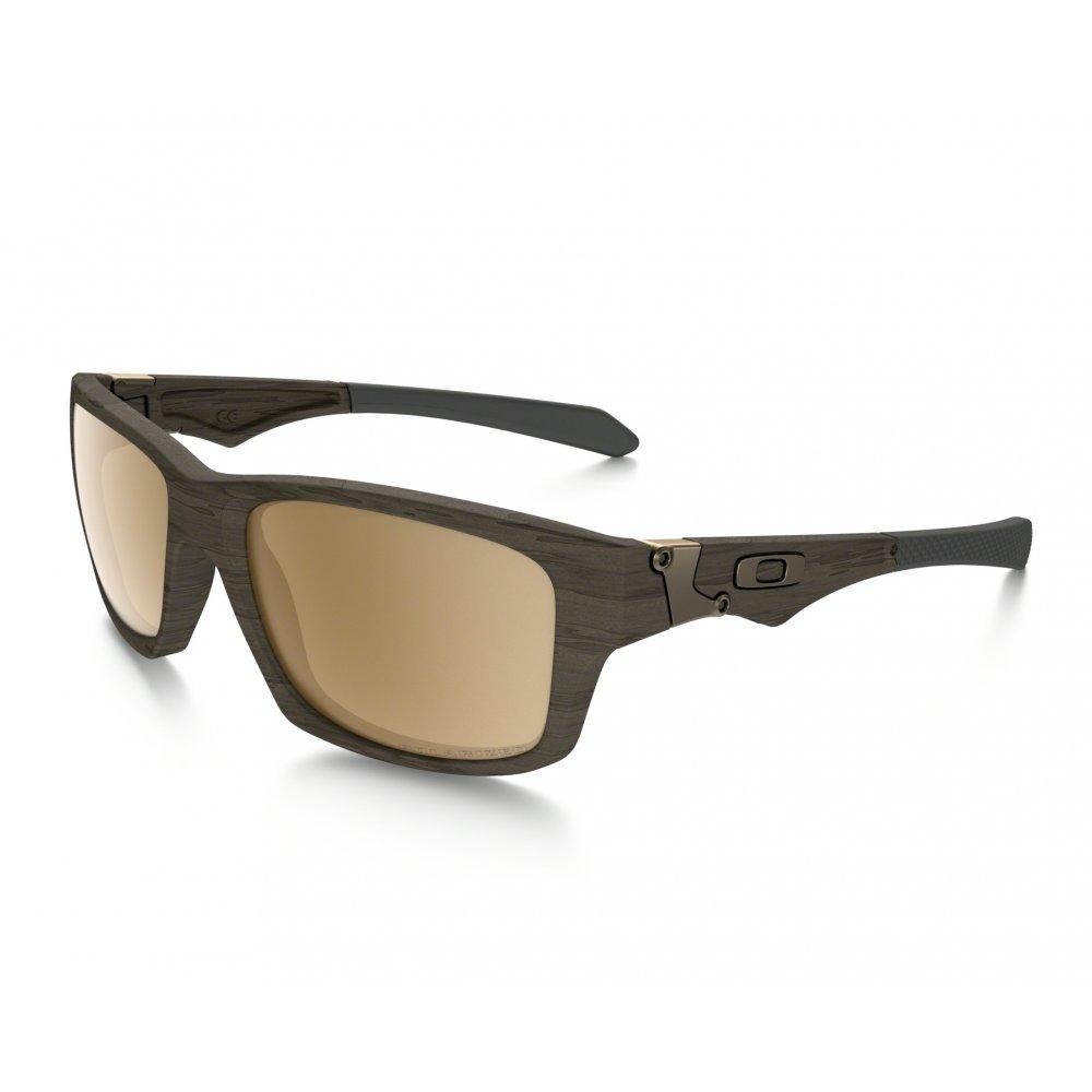 606e482daa Oakley  Jupiter Squared  Woodgrain Ski Sunglasses w Tungsten Polarized