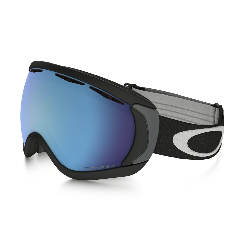 Oakley Canopy Matte Black With Prizm Sapphire Lens