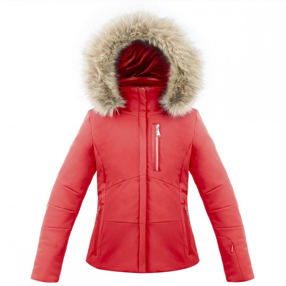 Poivre Blanc Girls Ski Jacket Girls Stretch Ski Jacket