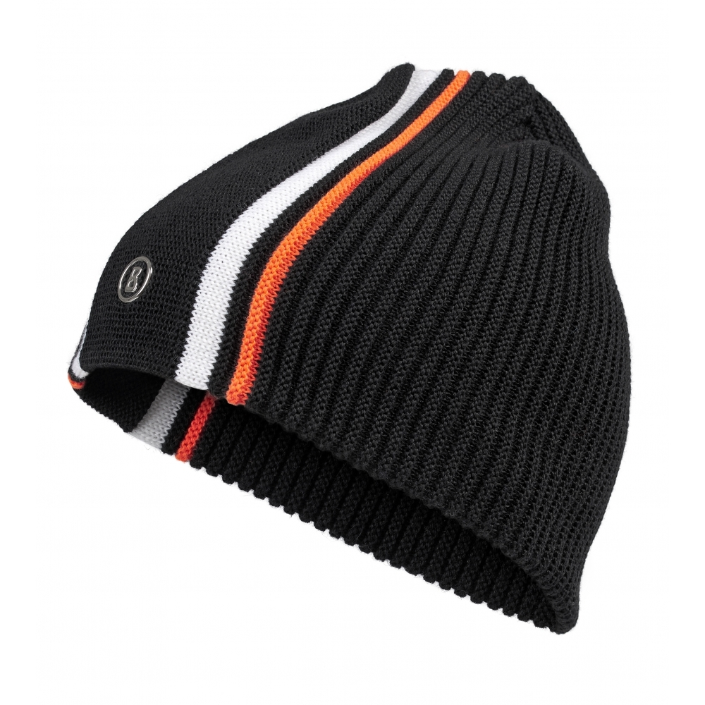 6514739fdfc Bogner Joost Mens Ski Hat in Black