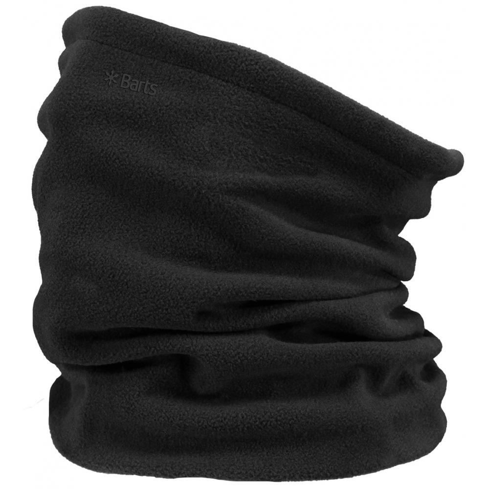 Barts Fleece Col Ski Neck Warmer in Black b9d57cb6935