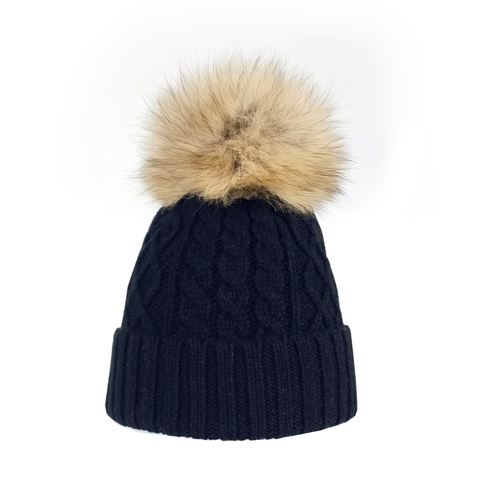 fc5c1ee0394 Steffner Mia Womens Ski Hat in Navy